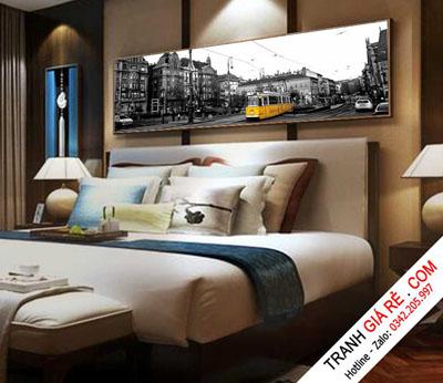 Tranh Phong Cảnh Phòng Ngủ 1 bức G2