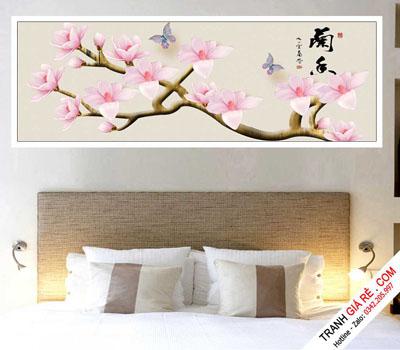 Tranh Treo Tường Phòng Ngủ Khách Sạn 1 bức G2